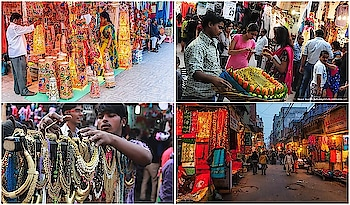 When it comes to shopping, there's no place better than Delhi - Enjoy shopping in the most famous Delhi streets.  Read more at: flairtales.com  #shopping #delhi #streets #place #shopaholic #clothes #jewellery #footwear #brand #enjoy #like #share #comment #viral #sarojini #famous #accessories #shop #market #flairtales #chandnichowk #connaughtplace #shop #enjoy