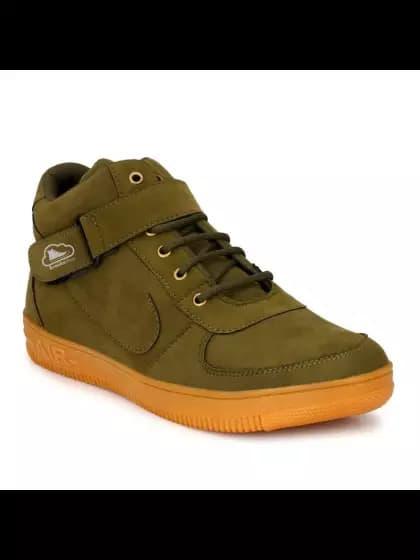 Trendy Green Ankle Length Casual Shoes - Discount Price -499, Price - 1299 (61%OFF) - #fashion , #mens-wear, #mens-ethnic, #men-women, #mens, #stylishlook, #stylewear, #men-branded-shopping, #men-looks, #summer-style, #men-fashion, #men'sboots, #shoesforsale, #shoeformen, #bootsfashion, #bootsmyfav, #bootsinfashion, #mens#menslifestyle, #mens footwear, #mensslipper, #mensslipon