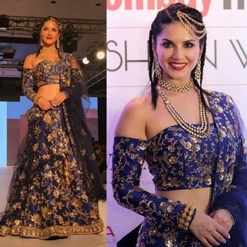 Sunny Leaone in Reshma Riyaz Gangji's outfit at Bombay Times Fashion Week 2017❤❤ . . @ab_cosmetics.in . . #abcosmetics #SunnyLeone #sunnyleonefc #sunnyleonefans #bombaytimesfashionweek #2017 #bollywoodactress #instago #instagood #instagram #instadaily #instafashion #fashionista #fashion #instabollywood  #celebrityfashion