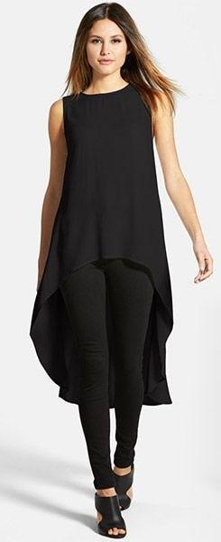 #blackloverforever #blacktop #blackdress #staystylish