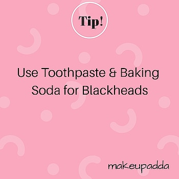 Tip of the Day . . . If you're tired of blackheads on your T-zone, mix a bit of toothpaste with baking soda. Use a new toothbrush to gently rub it on your chin, nose, and forehead for a few minutes. Then wash it off with warm water. The mixture gets rid of blackheads and cleans the skin of extra oil. . . Beware that toothpaste might be unsuitable for sensitive skin. If you develop a rash or itchiness, discontinue use immediately. . . . . . . . . . . . #bakingsoda #bakingsodatips #toothpaste #tipoftheday  #diyoftheday #diy  #indianbeautyblogger #indianbeautyblog #beautyblogger #beautyinfluencers #blackheadremoval #blackheads #bangalorebeautyinfluencers #influencer #lipstickhack #bangalorebeautyblog #bangalorebeautyblogger #mumbaibeautyblog #mumbaibeautyblogger  #bangaloreinstagrammers #mumbaiinstagrammers #bangaloreinstagram #mumbaiinstagram #beautyhacks  #beautyhackoftheday #hacks #simplehacks #hackoftheday