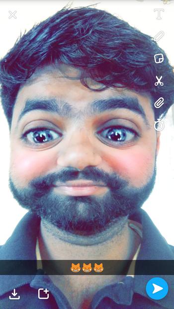 #snapchat #new #filter 😹😹😹