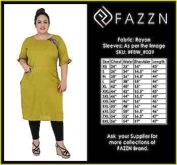 Introducing Slim Fit to Plus Size Kurtis to every size women.  Payment Methods: COD & Prepaid Method Available.  Resellers are Welcome. Ping us @ +91-9082084289 - Whatsapp (https://wa.me/919082084289)  Join our Whatsapp Group: https://chat.whatsapp.com/0iYY8UoU8XEITUTVCKBdK8  Facebook Group: https://www.facebook.com/groups/402358163596968/  Our Facebook Page: https://www.facebook.com/flipozo/  #FAZZN #Flipozo #style #plussizefashion #whatsappindia #resellersworld #ecommerce #onlinestore #fashiondiaries #instagood #instafashion #picoftheday #beautiful #fashion #rayonkurti #kurtis #kurti #EthnicWear #slimfit #instadaily #fashiondelhi #whatsapp #trending #big  Model: @jackyledlie  Shoot: @queens__productions