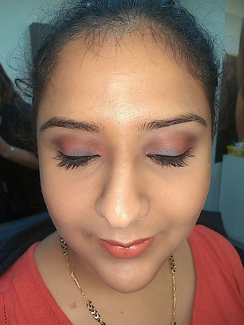 Something Different. Complimentary Makeup Done By Me. 😊 #makeup #eye-makeup #ropo-makeup #makeup #cosmetic #lipstick #mac #makeup #makeupartist #makeupartistindia #makeupartistkolkata #complimentary #sudeshnasmakeover #beauty #fashion #styles #followme #followmeonroposo #followmeplease #followback #follownow #followmenowplease #roposo #roposomakeup #roposomakeupartist #roposomakeupandfashiondiaries #roposofollow #roposofollowme #soroposofashion #roposobeauty #roposostyle