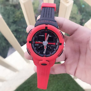 G-Shock Unisex Rare Edition with Branded STRAP  High Quality Build/ Rare Black and RED  Priced at Just Rs and 1200 and free shipping😎  Elegantly Designed  Solid Steel Back and 12hr Branded Dial  Sapphire Glass(Doesn't Fog/Scratch Proof)  DM/WhatsApp at 9036204988 for Order and queries  Ready to Dispatch ⭐⭐⭐⭐⭐ #indiashopping #indianmen #shopindia #bollywoodshopping #delhishopping #mumbaishopping #kolkatashopping #luxuryindia #indianshopper #chennaishopping #nehruplace #bangaloreshopping #goashopping #bangalore #indianshop #musicallyindia #shoppinginindia #mumbai #delhi #chennai #kolkata #shoppingdelhi #onlineshopindia #watchesindia #indianwedding #kerelaboy #hyderabadboy#kanadiga #lucknowboy #srk  MWW/WB67