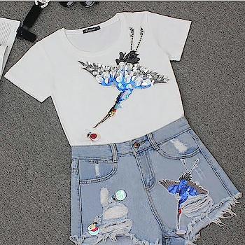 summerfashion #summer-style ###denimfashion##summerfashion## #roposo-fashion #ropo-fashion #roposotalks