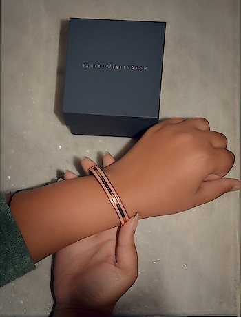 """The best way to be always dressed well! Pair it with a @danielwellington watch or an accessory like this rose gold bracelet around your wrist. Elegance at its best! Use my code """"DWMRINAAL"""" to get a 15% off! Head over to their website or nearest store to find your favorite piece.  #danielwellington  #dwindia   #luxurywatches  #luxury  #luxurylifestyle  #bracelet  #accessorieslove  #mdblogs  #creatorshala  #chandigarhblogger  #indianfashionblogger  #lifestyleblogger  #goals  #success"""