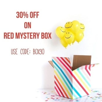 Get Your Box of Happiness Today!  http://theredbox.co.in/en/product/red-mystery-box/ . . . . . #theredbox #crazysexycool #theredboxlove #Boxupthelove #surprisebox #boombox #saletimeisthebesttime #grabnow #nomoremondayblues #mondaymotivation #bestbox #salelove #redmysterybox #box30 #celebritystyle #instadaily #crushingonit #mysterybox #happinessinabox #jewellerylove #treatyoself #yolo #india #boxday #surprisesurprise #mumbai #picoftheday #shopnow #letsgetstarted