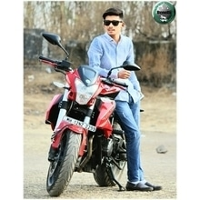 #I and #My_Bike both are #Hot🔥,Do you want a #Ride?🙈😂✌😎❤ #400th_Post✌ #Benelli💖 #Fav_Bike💯