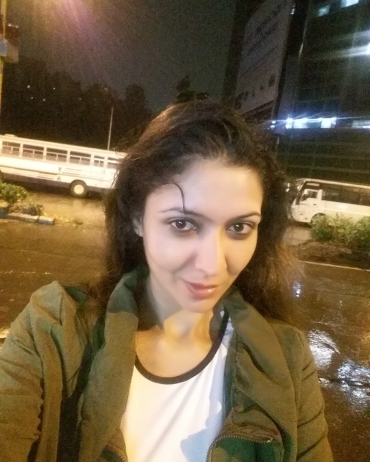 Night out in rains......bombay is ever beautiful