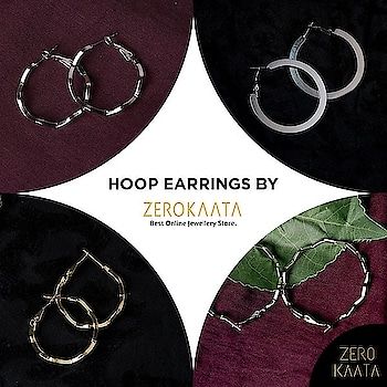 HOOP EARRINGS by @zerokaata  # Made with skin-friendly Metal # Lightweight # Easy to wear  Use Code ZKWELCOME15 to get 15% off on your order  Visit www.zerokaata.com to shop now  #hoopearrings #hoop #hoopsearrings #hooplove #bighoops #goldhoops #bighoopearrings #thebiggerthehoop #bigearrings #dangleearrings #silverhoops #earringlover #roundearrings #roundhoopearrings #earringaddict #earringsshop #fashionearrings #earringdesign #simpleearrings #earringsoftheday