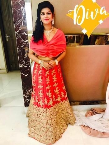 #pink #pinklehnga #pinklehenga #indowestern #croptoplehenga #lehengacholi #stylish #ootd #ootn #outfitoftheday #outfitshare #outfitideas #choli #outfitinspiration #indianllook #indianwear #indianootd #indianoutfit #designer #designercholi #makeup #glam #delhi #delhigirl #diva #blogger #soroposo #roposolove #roposotimes #diva