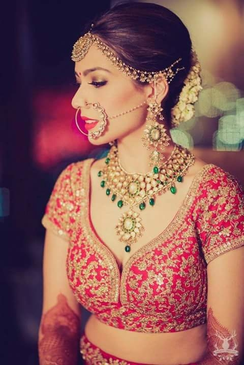 beautiful bride.. #awesome #bridal #bold-is-beautiful #wedding-bride