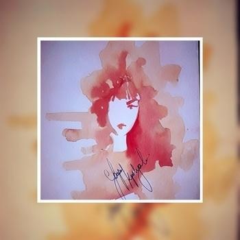 #illustration #illustrator #fashion #women-fashion #imagination #inspiration #girlpower #mywork #fashionboy #colourful #watercolours #brush #roposogal #roposo-style #roposolove  ❤