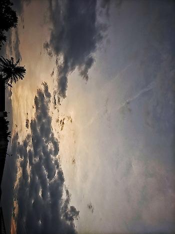 #clouds#eveningsunset