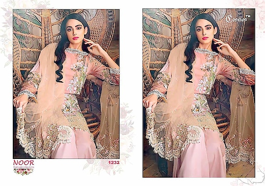 MAYSA COLLECTIONS: 🌹 *#NOOR #FESTIVE🌹*         👗 *Fab:-* Top:- Cambric Cotton  with Self Embroidery/ Sifli Work with Heavy Embroidery  Bottom:- Semi Loan with Embroidered Patches  Dupatta:- Chiffon Printed/ Net with Heavy Embroidery Dupatta/ Chiffon With Heavy Sifli Work  *_8 Hit Designs available_ *   Set Rate: 999/-+Gst* Single rate. 1450/-  📝 Bookings open 📦 Dispatch READY  whatsapp on. +918879845751. +919029093762  Whatsapp maysa collections directly from here.. https://api.whatsapp.com/send?phone=918879845751  Also Join our below networks free for getting latest updates.  Hello, thank you for your valuable message to MAYSA COLLECTIONS.  Will get back to  you soon.  FOLLOW ME ON :  FACEBOOK  https://www.facebook.com/maysacollections  YOU TUBE  https://www.youtube.com/channel/UCWAOvQymcY3bTdp_0jFiuzA? sub_confirmation=1  TELEGRAM https://t.me/maysacollections  INSTAGRAM https://www.instagram.com/maysacollection6125  PINTEREST : https://in.pinterest.com/maysacollections/  LINKEDIN  https://www.linkedin.com/in/maysacollections  Google Plus : https://plus.google.com/u/0/collection/oazrIE  ROPOSO http://www.roposo.com/profile/18166642-9884-481a-ad55-8efb727cb4cf?s_ext=true
