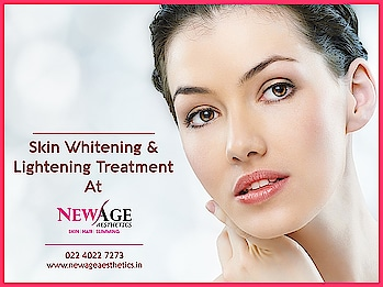 Skin whitening and lightening treatments at NewAge Aesthetics Skin, Hair, Laser hair removal, Cosmetic clinic, Andheri, Mumbai. #skinlight #skinlightening #skinwhiteningtreatment #skinwhitening #flawlessskin #glowingskin #cosmeticclinic #laserskintreatment ##prptreatment #plateletrichplasma  #antiageing #wrinklereduction #mesotherapy #chemicalpeels #dermarollers #newageaestheticsmumbai #skinbrightening
