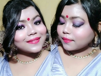 new video is out on my YouTube channel link in my bio must watch n subscribe to my channel and this make-up look for durga puja navratri make-up tutorial Bengali tradtional. #bengali #bengalimakeup #bengalisareestyle #bengalisarees #bengalisaree #eye-makeup #makeup and eyes makeup #smokeyeyemakeup #makeuptutorial #makeup look #youtubechannel #youtubecreatorindia #youtubevideo #makeupvideos #indainblogger #vasundhara #ytindia #indianyoutuber
