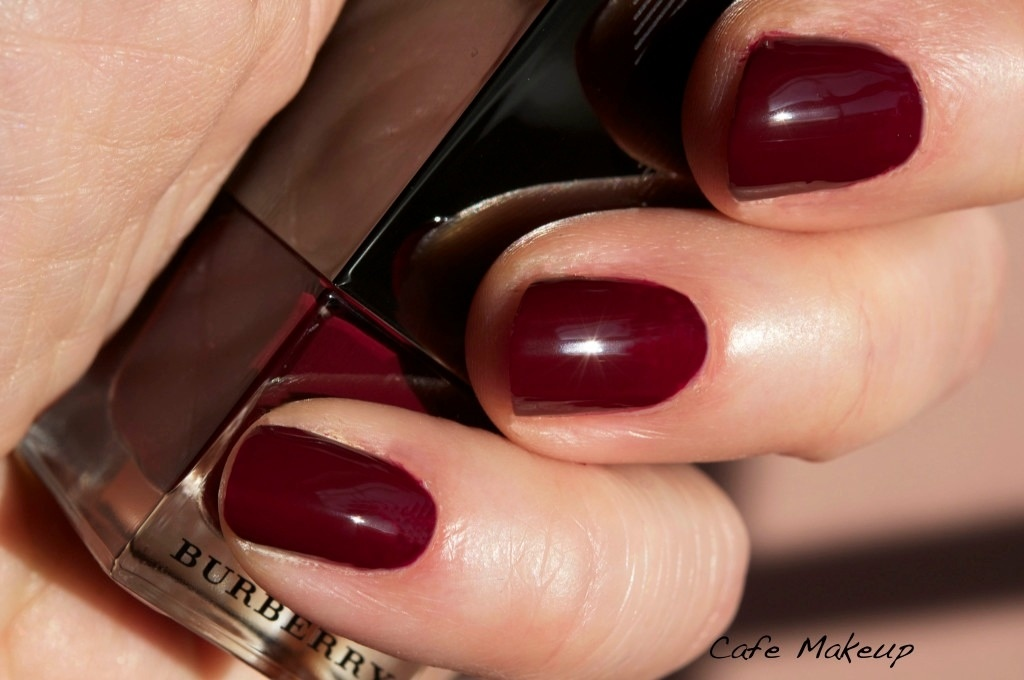 Where can I find the oxblood shade nail paint? Need help... #help #roposo #fashiongurus #fashion #fashionblogger