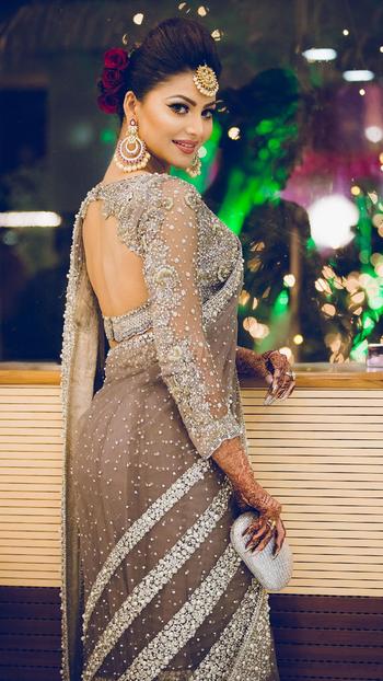 #urvashirautela  #traditional  #lookingbeautiful