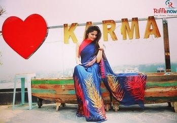 #shootlife #shootday #saree #satyapaulsarees #crepe #colour #hyderabadfashionblogger #hyderabadblogger