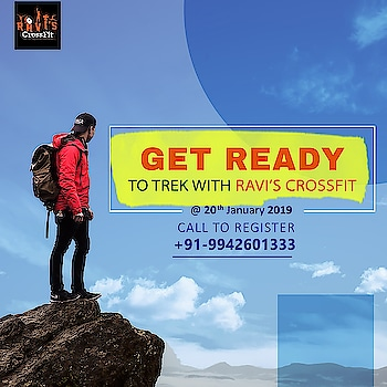 Raviscrossfit.com/trek-19jan20    ♻️♻️♻️TREK WITH RAVI'S CROSSFIT ♻️♻️♻️ 🏔️🏔️Crossfit is everywhere, this time we are taking it to the nature. Join us on 20th of January  2019 for a trekking to othimalai.🏔️🏔️ ⛰️⛰️Othimalai is a beautiful freestanding hill located about 15 kms from Annur in Coimbatore⛰️⛰️ 🗼Tallest freestanding hill with 1770 steps🗼 🔺Trekking time - 2 hours 🔺Return - 9 o clock  Starting time 5 AM (from Ravi's CrossFit gym Ramanathapuram), If you are driving by yourself arrive to the destination by 6 AM. The trekking will start at 6 AM.  Spending time in the gym alone is not CrossFit. Join us on the trek. The trip will be starting from the gym at ramanathapuram (Ravis Crossfit Gym, Coimbatore). Registration Fee For Self Drive : 200 INR In our transportation: 500INR (Refreshments and snacks are included.) #trekking #trekkingday #trekkinglife #trekkingtour #trekkingtrip #trekkingadventures #trekkingtime #hillclimbing #events #eventstyling #eventsplanner #eventservices #eventsmanagement #eventslife #eventsetup #Coimbatore #coimbatoredays #coimbatoreboys #coimbatoreppl #coimbatorelove #coimbatorepayanaroundtheworld #coimbatorecity #crossfit #raviscrossfit