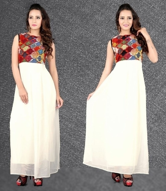 #new #styles #gawn #five #new #colourful #catlogs  Contact &whatsup - 91 8000366366 #gaown