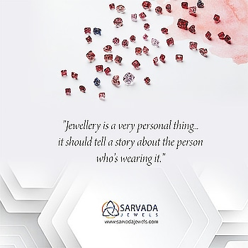 Get personalized jewellery at the best prices at SarvadaJewels.com! You design it, we create it - a unique, personalized jewellery piece just for you. Save 40% on diamond prices! #diamondjewellery #personalizedjewellery #customized #Bespoke #MadeForYou #diamonds #diamondlove #Jewellerylove #Jewelrygram #SarvadaJewels