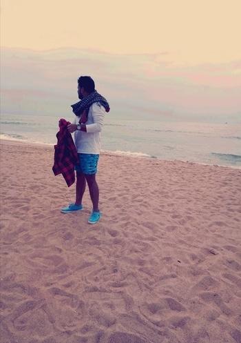 ohh....for beach's sake #superdry #louisphillipe #uspolo #uspa #pashmina #beachfashion #beachwear #beach #contrast #sunset #roposo #roposoaddict #roposolove #followme #followmeonroposo #followforfollow