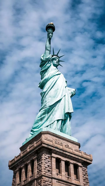 #statueofliberty #statueofunity #largest #biggest #trending #nomatch #recent