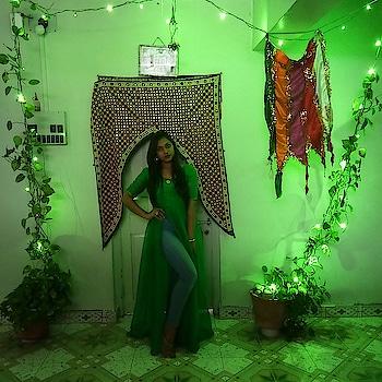 #lightsogood   #greendress#for merriage  #yellowdress #winter-style