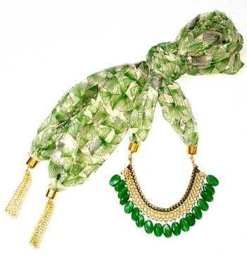 scarf jewellery  pick any1 @ 399  any 3 @ 999  ship extra #scarves
