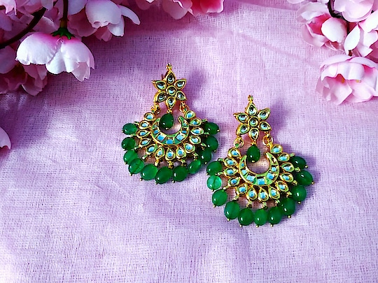 These mini chandbalis are fit for every occasion! 💕