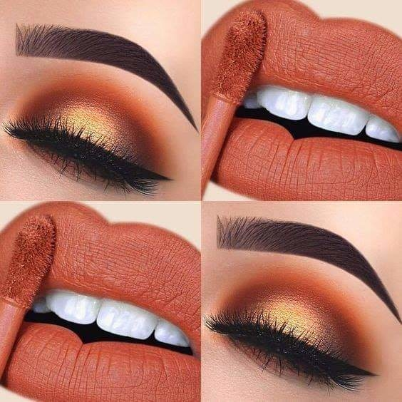 lips#eyemakeuplook