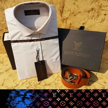 #shirt #shirts #formalshirt #formal #menswear #mensshirt #shirtformen #casualwear #clothing #apparel GD  👔👔👔👔👔👔👔👔👔👔👔  SALE SALE SALE SALE SALE  ▶BRAND:- L V  🆒PRICE:- 899 +$ 100 =999 ONLY  👉FABRIC:- 100 PERCENT COTTON  MILL MADE FABRIC  ▶SIZES:- MENTIONED ON EACH IMAGE  ❌CHART - 38  40  42  44  💥COLOURS :- 8  🆕PACKING:- PRINTED SAME BRAND POLY PACK  👔WITH ORIGINAL BRAND BOX PACKING  👉EMBOSSED BUTTON...👌 👉ORIGINAL TAG & TRIMS...👌 👉ORIGINAL WASH CARE..👌  ❤FULL GURANTEE FOR THE FABRIC & STITCHING & MOST OF THEM ALL IS GURANTEE FOR PRICE..😘😘  📢SPEACIAL NOTE:- ➡HAVE LIMITED STOCK ONLY✅  BOOK YOUR QUANTITY FRIENDS....  To order dm or WhatsApp-9157500031/ 9638513665