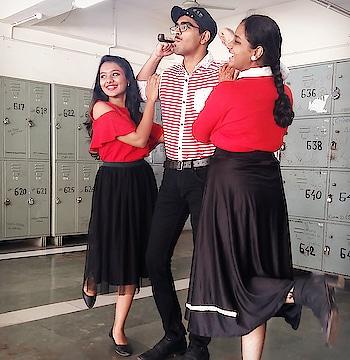 Cartoon Network Day. #collegefest #collegefun #magnum2k18 #oliveoyl #Popeye