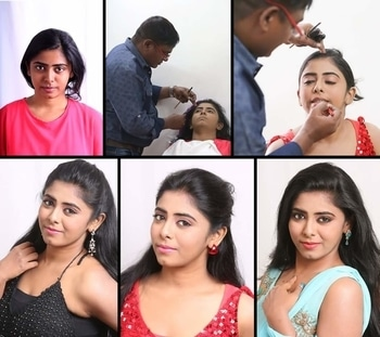 BlushOnBride is Best Makeup Servicess in Hyderabad. Specializes in Bridal Make-up, Fashion Makeup, Party Makeup, South / North Indian Wedding Make up, Celebrity Makeup, Professional Makeup And Hair styling, Saree Draping Services in Hyderabad. For booking please call on 9705544122