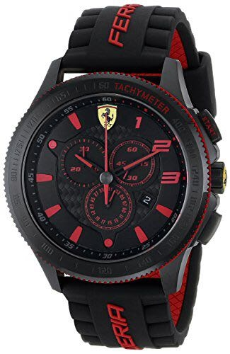 * Ferrari * For men * 7A * Orginal model * Feature; -12 hrs dial - Date indicator -Quartz movement  -Racing edition *Japanese machinery * Price- Rs 2599/-+shipping