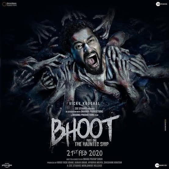 #bhoot #vickykaushal