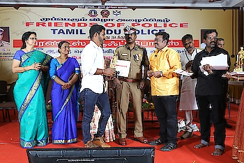 #Happy #Pongal dear friends..... 😇😇😇 🏆🏆#Awards are about #successes and it gives me #great #pleasure everytime when I receive award.🏆🏆    And it is something special for me to receive the award from an #IPS officer #DGP of FOP   🏃🤸⛹️🥊🤼 Acknowledging my #contributions to the reframing of people through #Fitness,#Health #Wellness and #Recreational #activities 🏋️🏄🤾🤽🚴 #StayFit,  #Ravishankar ☺️