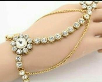 Preety Hand Harness collection   ask me for price #jewellery #handharness #handharnesses #handmadewithlove #hathful #hathpanja #hathphool #bridalmakeup #bridaljewellery #fashionjewelry