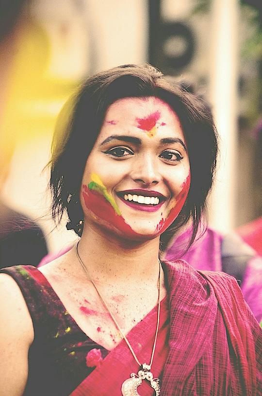 #indianmodel #modelphotography #colorburst #multi-colour #colour #modernwomen