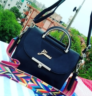 💫Guess bag 💫 Superb quality 👌👌👌 2 belts 3 colours  To order, whatsapp +918000369626  Price :- 1099/- including ship All over india  CODE - sd3  #instalike #instagram #instashopping #ahmedabad #mumbai #pune #surat #kolkata #delhi #chennai #chandigarh #jaipur #hyderabad #ranchi #ludhiana #agra #jammukashmir #himachal #india #shoppinglovers #onlineshopping #reseller #customised #tshirt #brands #rado #tagheuer #beinghuman #uspolo #emporioarmani  Few important things to note 👉🏻 Order once booked will not get cancelled. 👉🏻 Please give 2-3 days of time to process the courier 👉🏻 Please send payment Screenshot once payment done 👉🏻 Courier will only be done post payment of the product 👉🏻 Please don't bargain🙏🏻🙏🏻 #bags