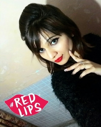wen in doubt..WEAR RED!! #redlipcolor #redlipsticklover #givemered #redlips #wingedeyeliner
