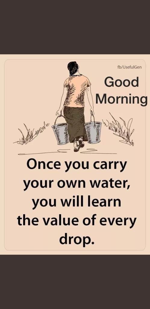 Save water... #awarenessvideo#essentials