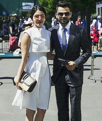 perfect couple  #viratkohli #anushkasharma #couplegoals #couple-photography #coupleshoot #justmarried #celebs #indiancricketteam #filmistaan #beautifuldestination