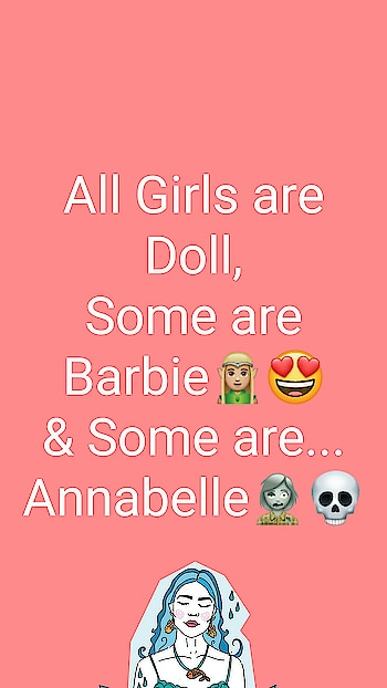 #girls #doll #status #beautyquotes #realbeauty #attention #attitude #horror #creepy #truestory #pisces #ZodiacSigns
