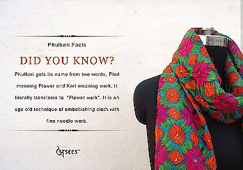 Phulkari facts . . . #aseesbyaakriti #asees  #phulkari   #cushioncover   #phulkari_collection #threadwork   #cushioncoversonline  #instafashionista   #fashiondiaries    #homedecor   #interiordesigninspo #interiordesignideas  #decorations   #designlife #homedesign   #handmade  #homesweethome   #interior    #furniture  #luxury  #homedecoration #homestyledecor #interiordecor  #instahome #interiordesign    #homeideas #indianinteriors #indiandecorideas