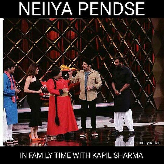 @nehhapendse Follow 👉👉👉 @nehhapendse & @neiiyaarian_fc ...  Neiiya Pendse Mam With Kapil Sharma, Kiku Sharda, Chandan Prabhakar & Ajay Devgan Sir During The 1st Episode Of #FTWKS ... God Bless You ... Love You Always ... Courtesy : #Neiiyaarian ...!!!😊😊😘😘😍😍💗💗💟💟💖💖💞💞💕💕👌👌