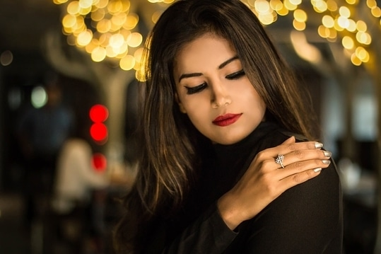 My precious 💍✨💛  #wardrobesecrets #diamond #mumbaifashionblogger #jewellery #ring #spoinablogger #picoftheday